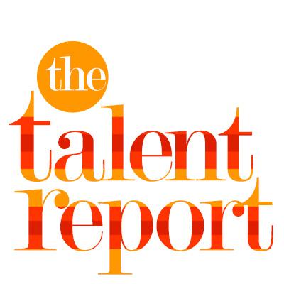 The Talent Report Logo