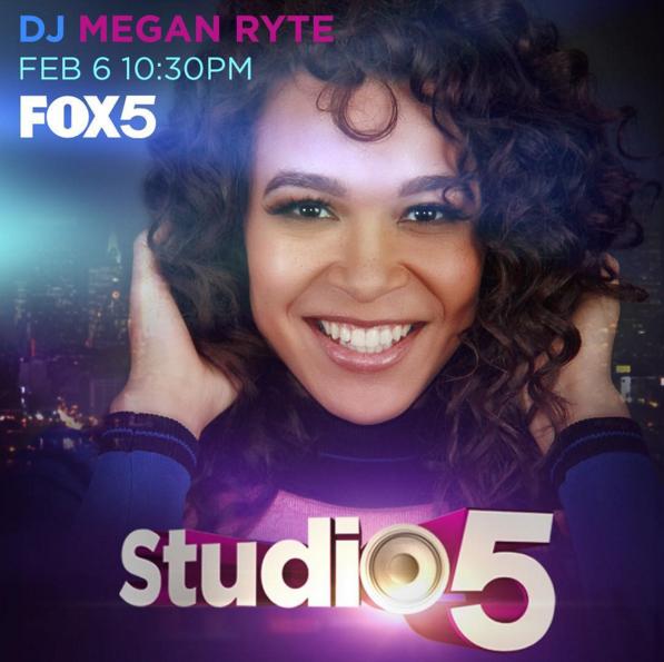 DJ Megan Ryte, Megan Ryte