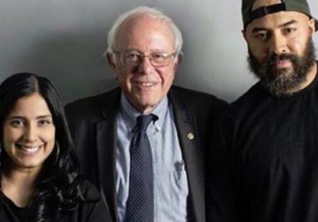 Laura Stylez, Bernie Sanders, Ebro Darden