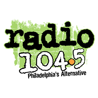 WRFF Radio 104.5 Philadelphia logo