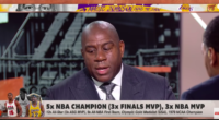 Magic Johnson, First Take