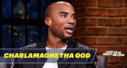 Charlamagne, Late Night With Seth Meyers