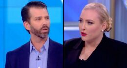 Donald Trump Jr., Meghan McCain
