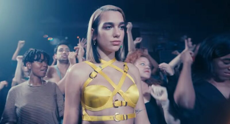 Dua Lipa, Don't Start Now