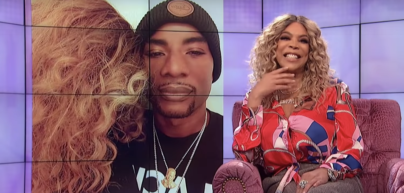 Wendy Williams & Charlamagne Tha God