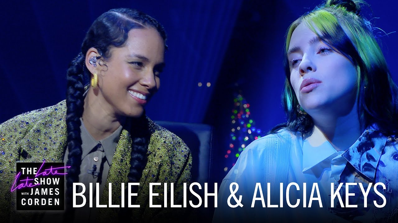 Billie Eilish, Alicia Keys