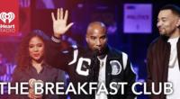 The Breakfast Club, iHeartRadio Podcast Awards