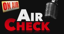 Air Check Graphic