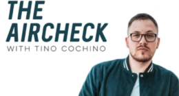 The Aircheck With Tino Cochino
