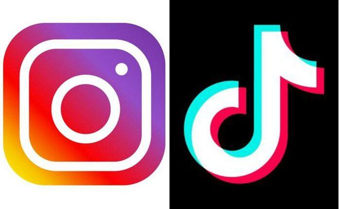Instagram, TikTok