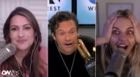 Sisanie, Ryan Seacrest, Tanya Rad